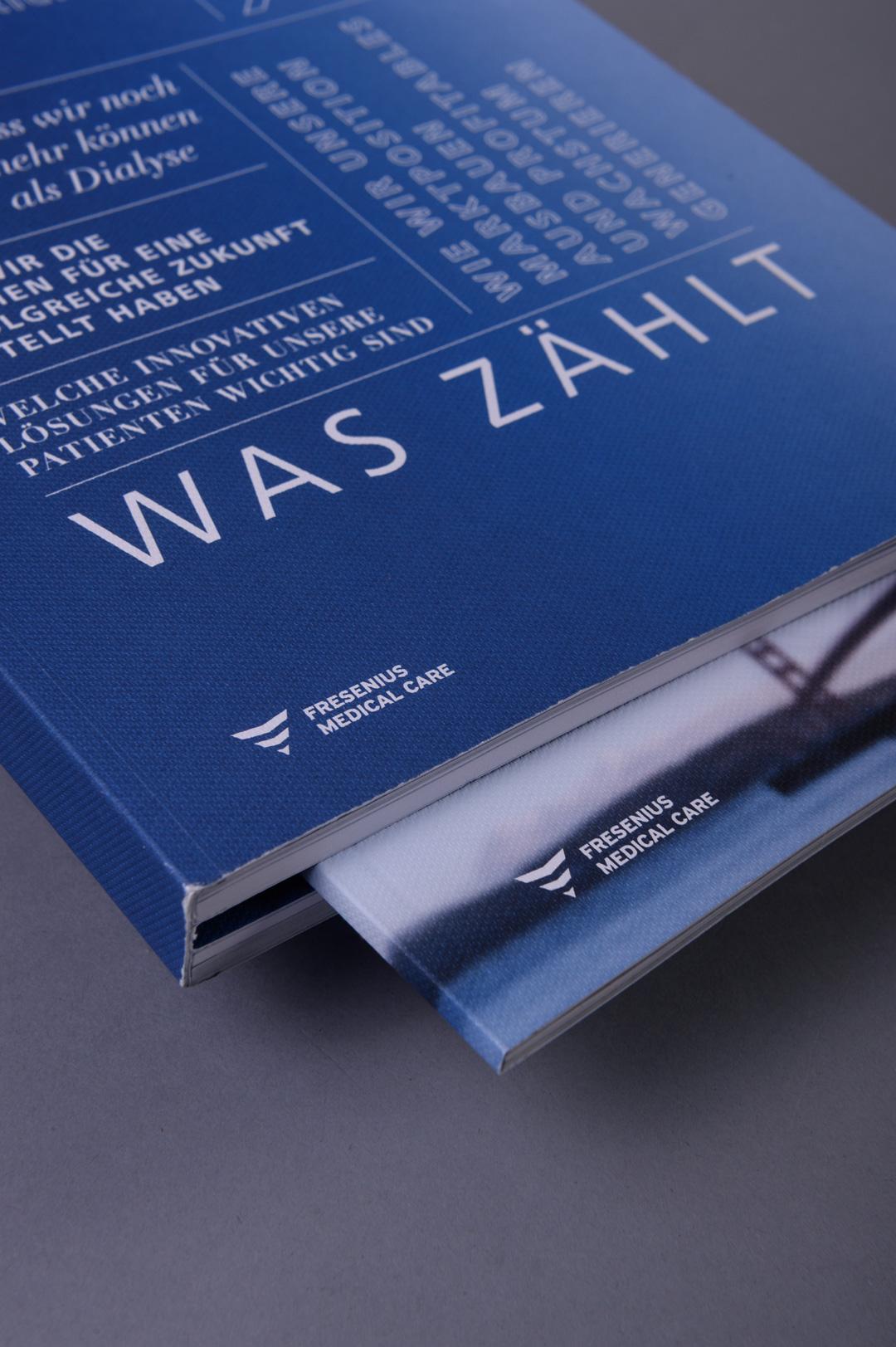 Fresenius Mecdical Care Bericht und Magazin